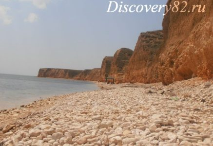 Путешествие на Тарханкут
