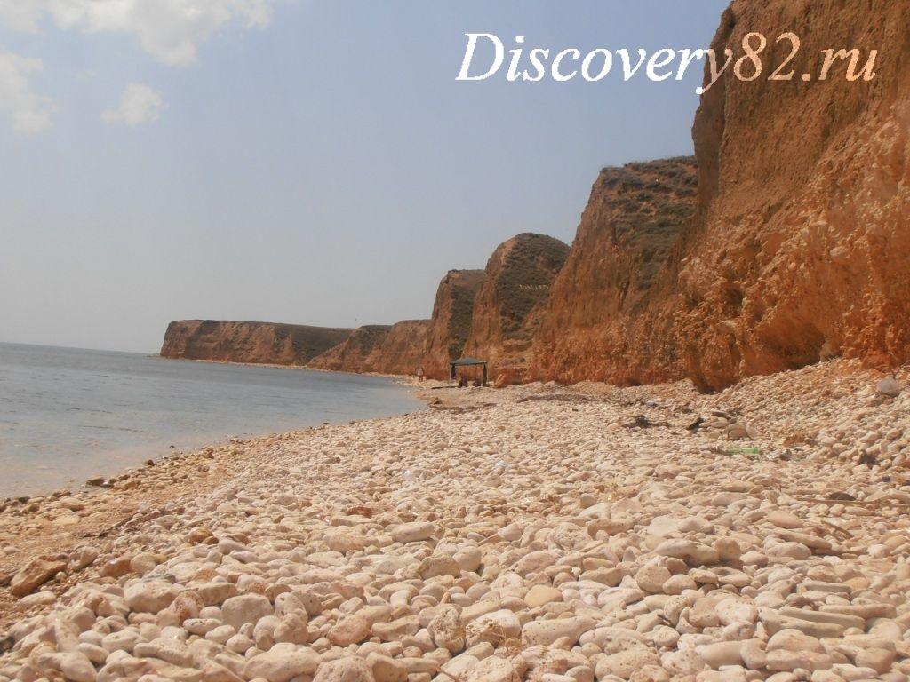 мыс тарханкут природа и море