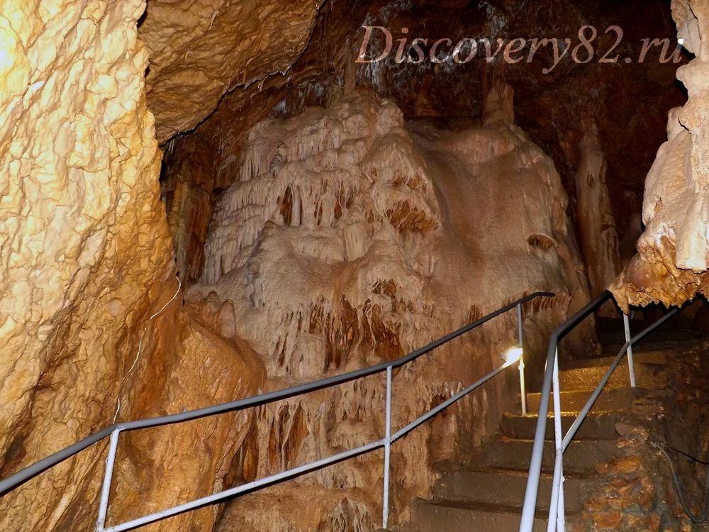 Крымские пещеры фото