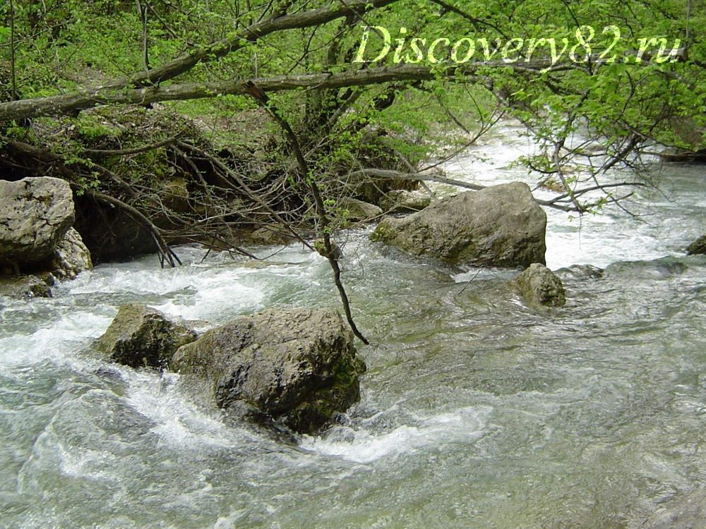 реки Крыма