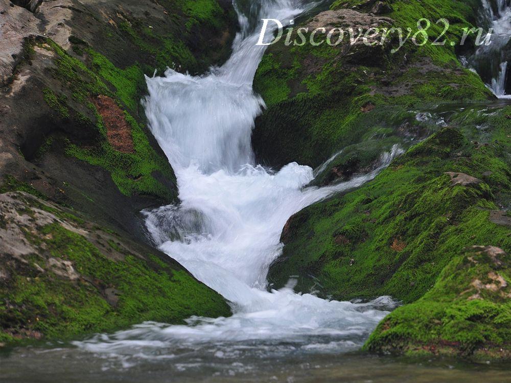 Крымские реки фото