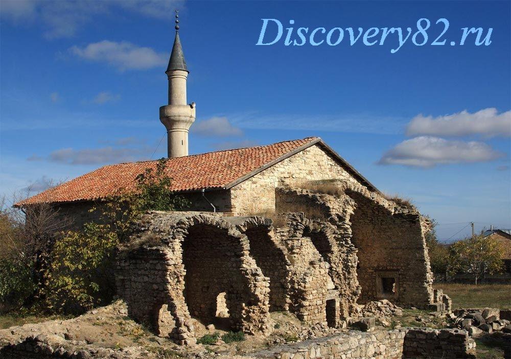 история Старого Крыма