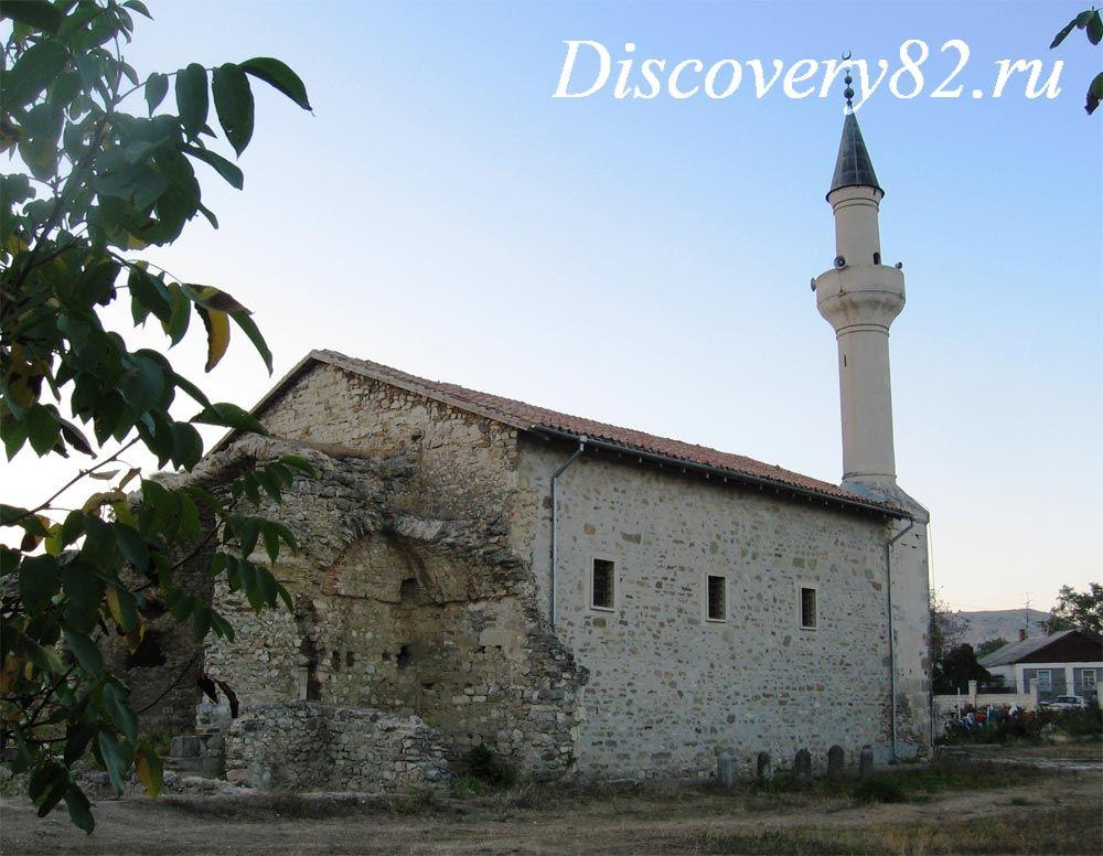 город Старый Крым фото