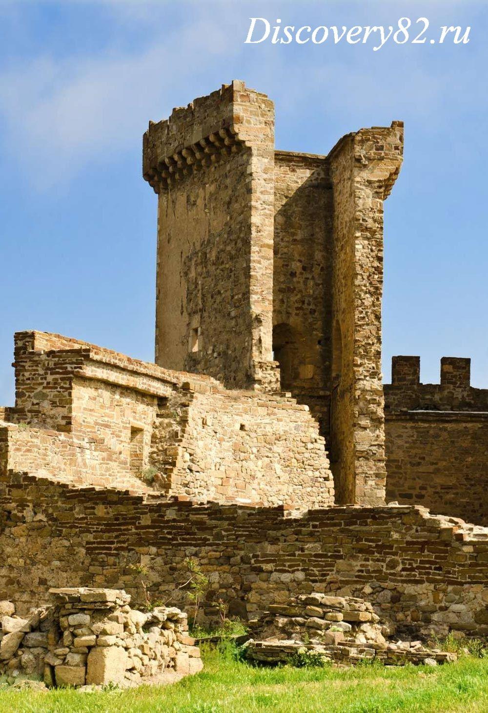 фото крепости Судак