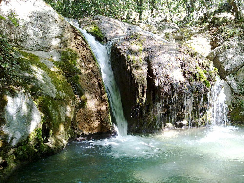 Крымские водопады фото