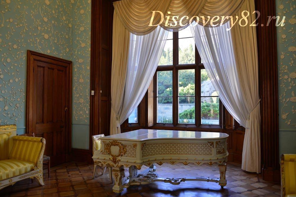экскурсия в воронцовский дворец фото