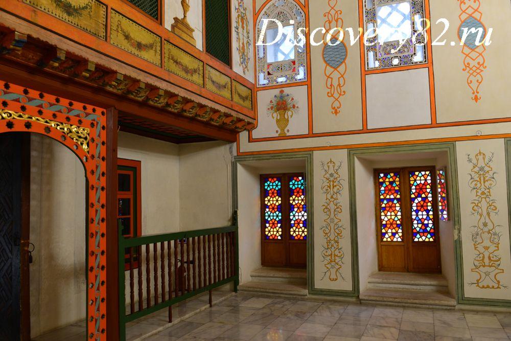 фото внутри дворца