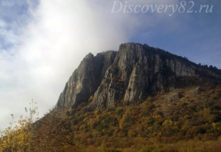 Гора Парагильмен маршруты на вершину