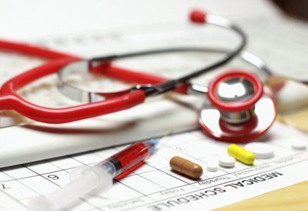Медицинское обслуживание в Черноморском