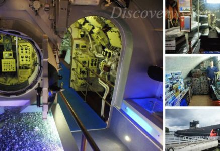 Объект 825 ГС Военно-морской музей в Балаклаве