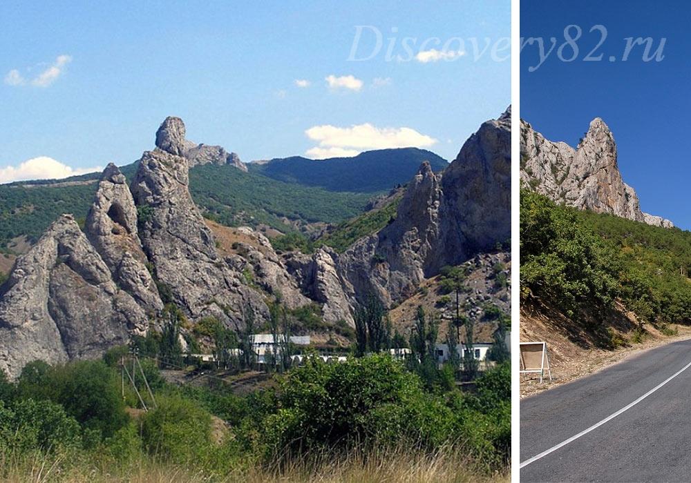 Солнечная долина Судак Крым