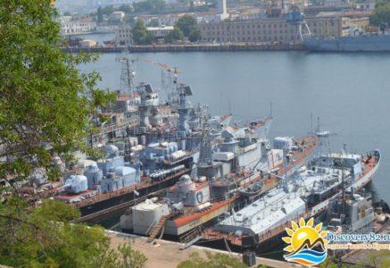 День ВМФ в Севастополе фото
