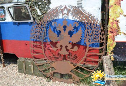 Музей техники байк-фестиваля Русский Реактор, фотогаллерея
