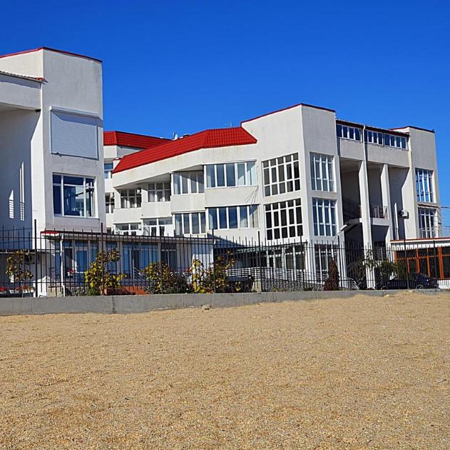 Апартаменты Море-Море на Крымской набережной в Феодосии